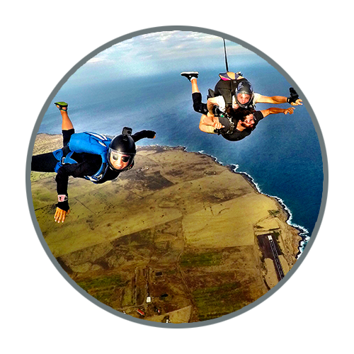 B I G  Air Skydiving | Tandem Skydiving on the Big Island, Hawaii